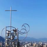 メイソン教会として建て替えられた山口サビエル記念聖堂④ 【双塔】