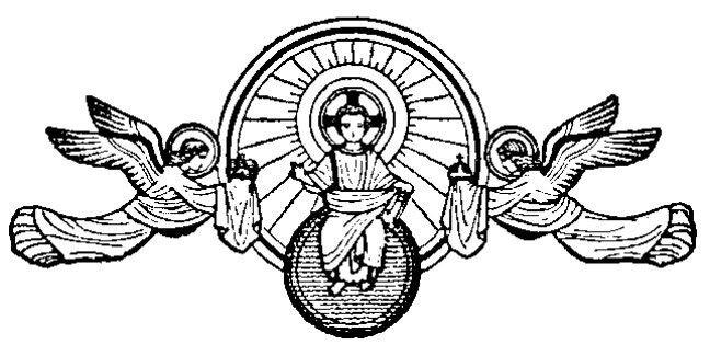 イエズス様と天使