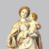 聖母マリア様の御絵 【7】 雪の聖母