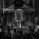 1940年代前半の荘厳ミサ動画 | ハリウッド映画『クリスマスの休暇』より